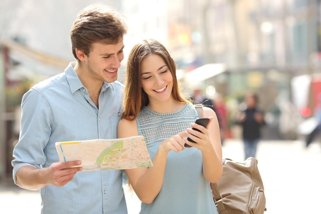 Правила знакомства поведение на улице
