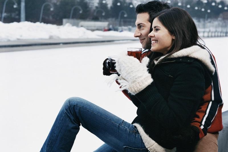 Картинки первое свидание зимой