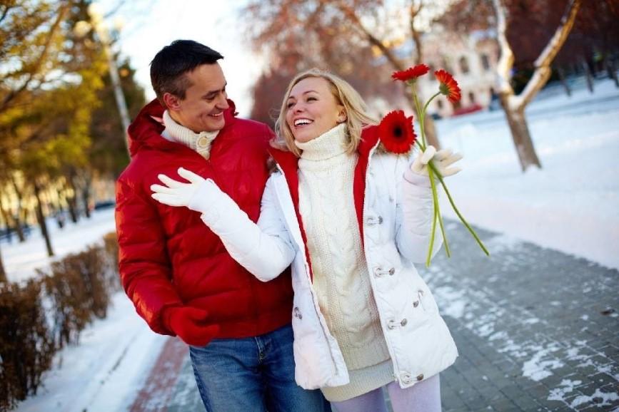 Лучшие идеи, куда пригласить девушку на свидание зимой