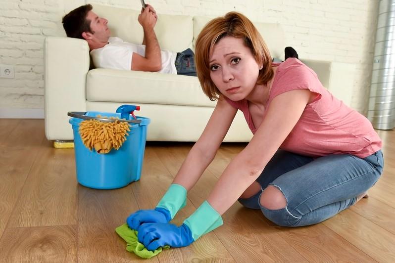 как уйти от мужа если некуда идти