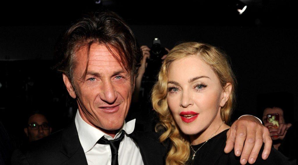 Мадонна и ее любовь всей жизни Шон