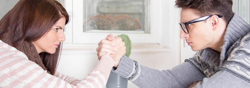Как стать доминирующим в отношениях
