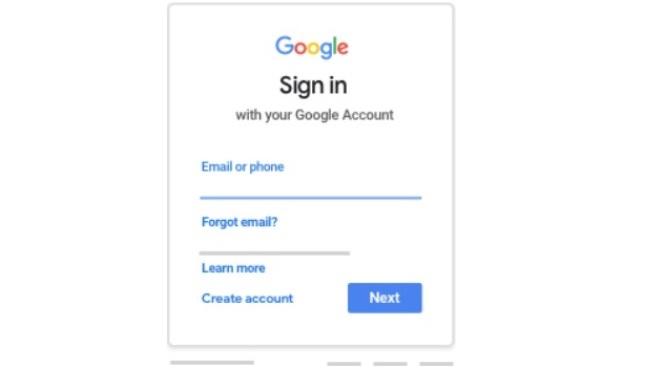 гугл класс вход в аккаунт